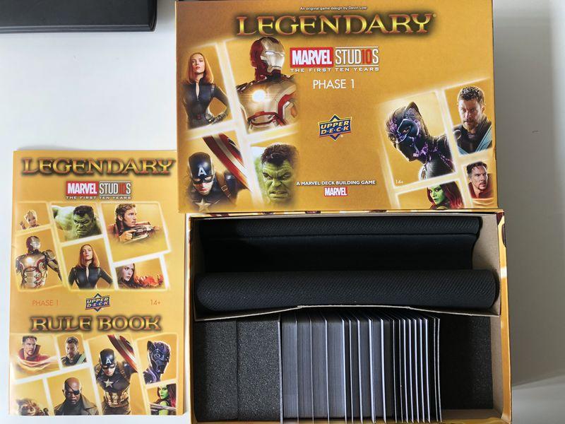 图9:Legendary:Marvel
