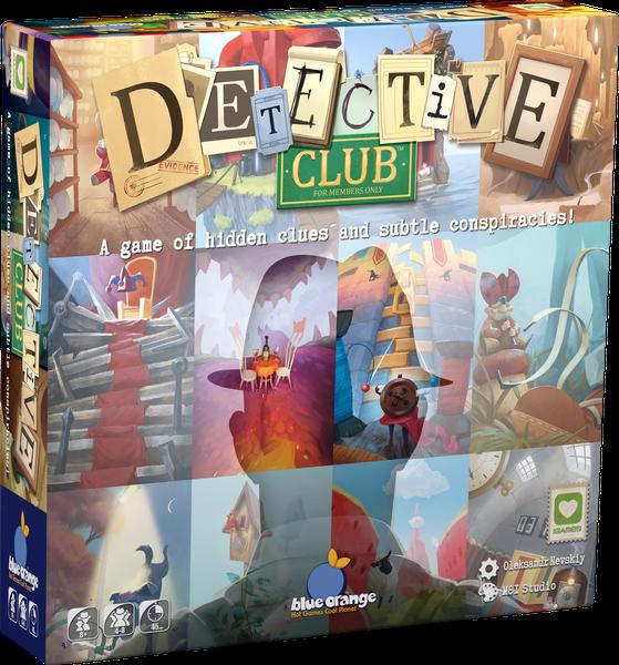 侦探俱乐部