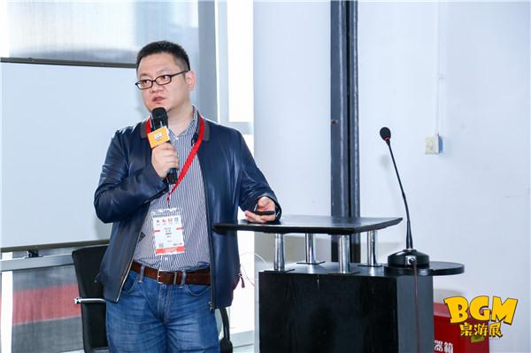 43摩点网创始人&CEO -黄胜利《桌游产品众筹观察》