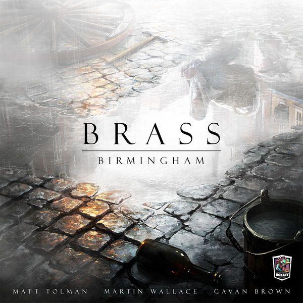 brass伯明翰